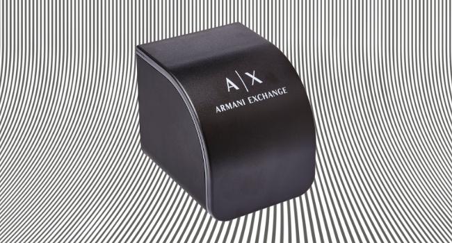 Armani Exchange Designer Gift Packaging