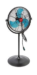 garage fans heavy duty; outdoor fans for patios wall mount