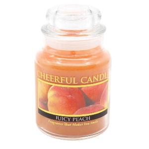 6oz Juicy Peach Jar Candle