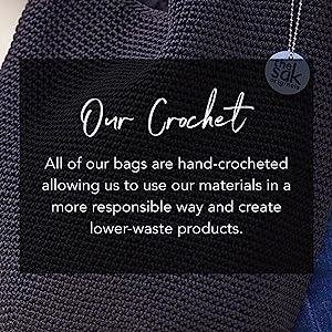 Crochet, low-waste