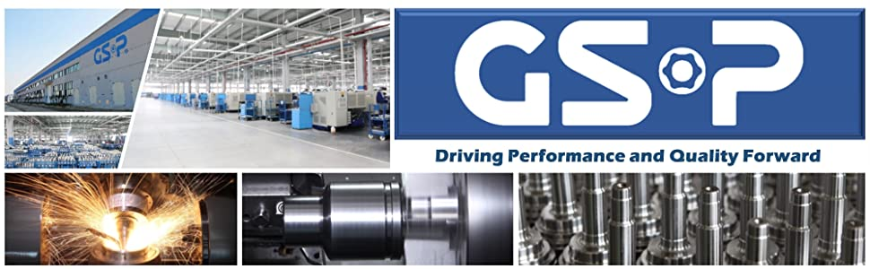 GSP CV Axle Quality Auto Parts Manufacturing Factory Precision Machining