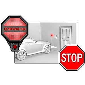 Striker Concepts 00 246 Ultra Sonic Garage Parking Sensor