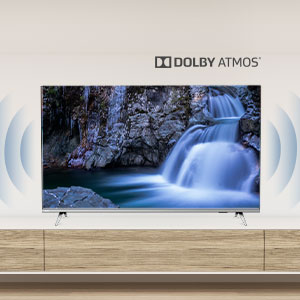 Smart tv, 4k, tv philips, bordas finas, tv 4k
