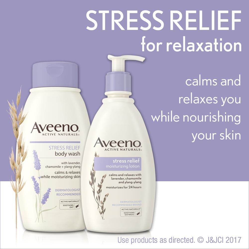 Amazon Com Aveeno Baby Calming Comfort Moisturizing