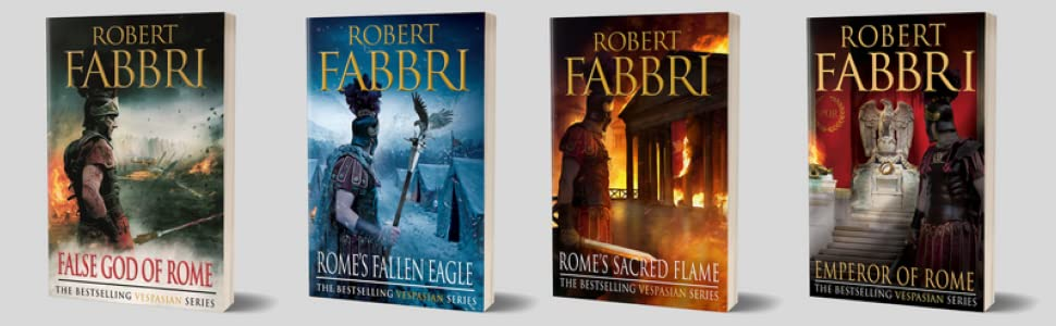 Final four books in the series