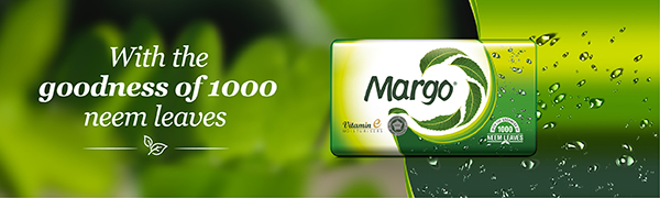 Margo soap - Antibacterial Soap With The Goodness of 1000 Neem Leaves
