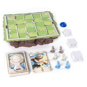 Juegos de Mesa - Santorini (Bizak 61923430): Amazon.es: Juguetes y ...