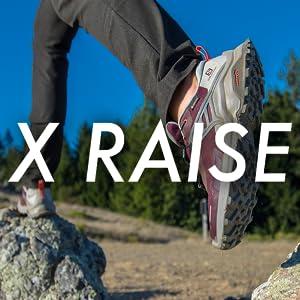 X RAISE