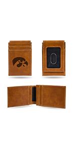 wallet,mens wallet,wallet for women,wallet for men,leather wallet,Iowa Hawkeyes,Hawkeyes