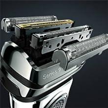 Braun 9297 Series 9 - Afeitadora Eléctrica, Máquina de Afeitar ...