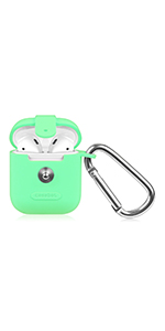 apple airpods silicone case cover skin accessories airpods 2 1