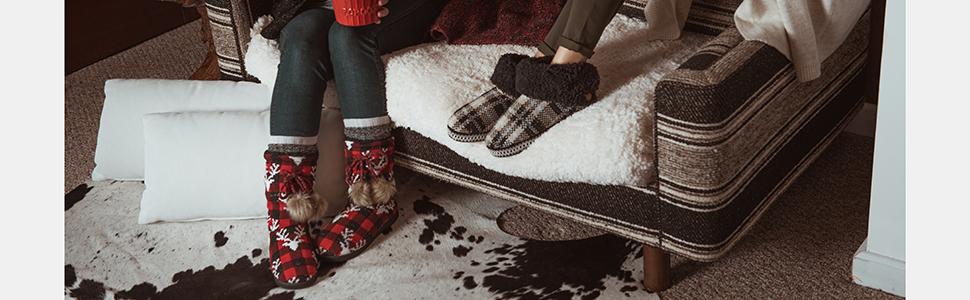 oh deer mukluks slippers