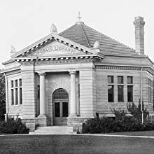 The unusual octagonal library in Atlanta dates to 1908. Joe Sonderman
