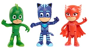 catboy, owlette, gekko, cat boy, owlet, gecko, pj masks figures, pj masks playsets