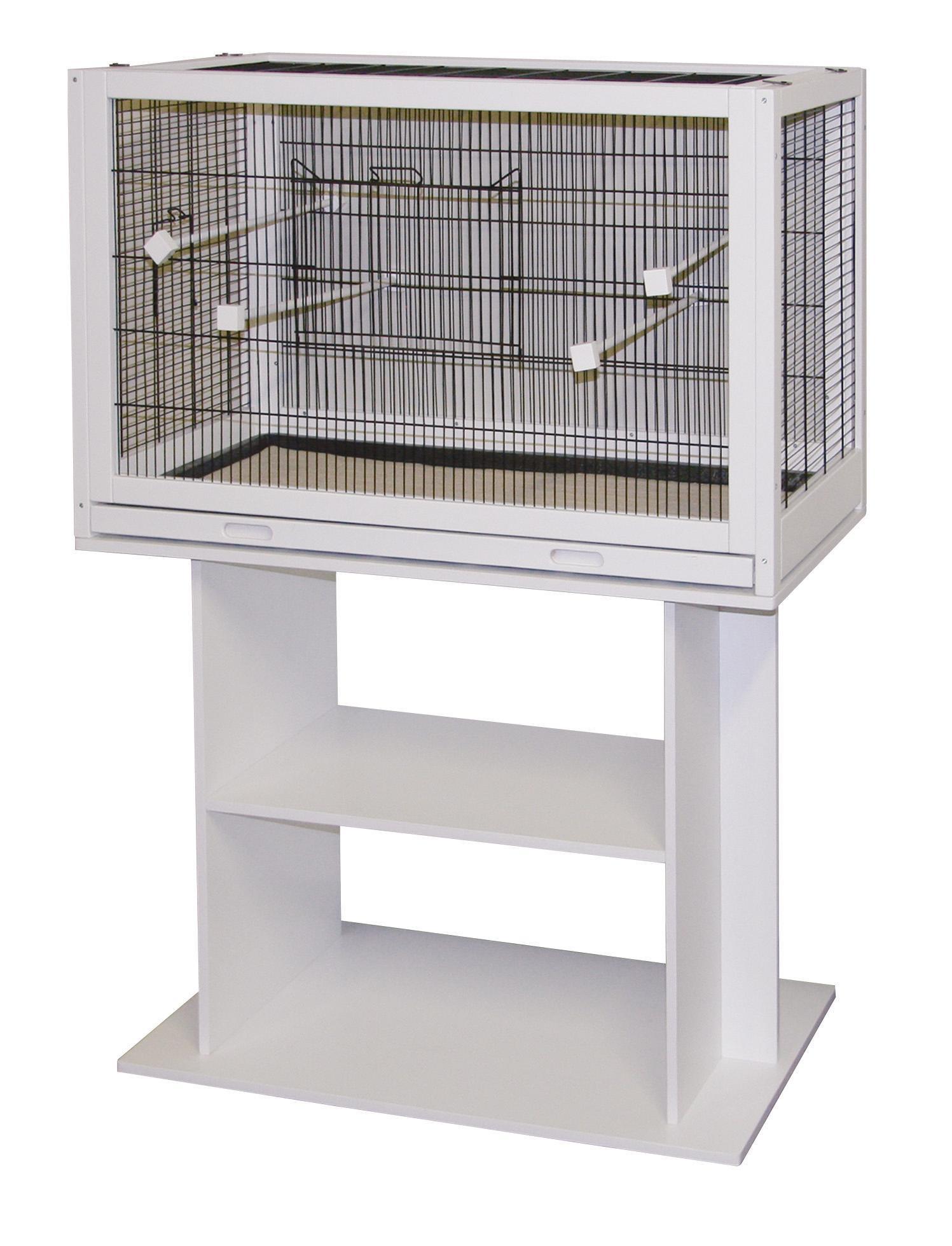Vogelkäfig Fips+Tisch