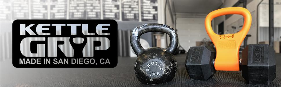 Complete Kettlebell Kettle Gryp Review