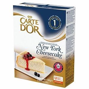 Carte DOr Tarta de queso deshidratado
