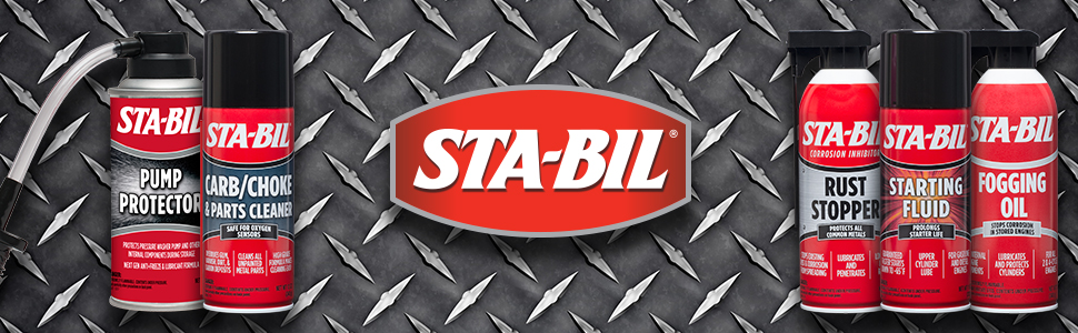 sta bil starting fluid small engine care upper cylinder lube fuel stabilizer ethanol treatment
