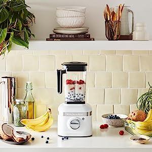 Amazon Com Kitchenaid Ksb4027vb K400 Countertop Blender