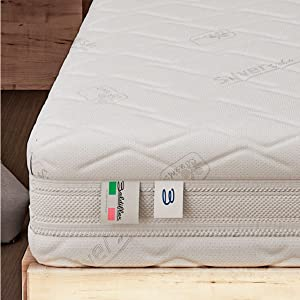 Materasso Top Air Silver.Baldiflex Materasso Matrimoniale Memory Plus Top Air Misura 160 X