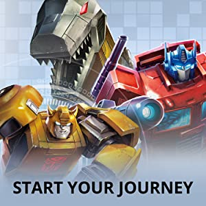 Grimlock, Optimus Prime, Bumble Bee