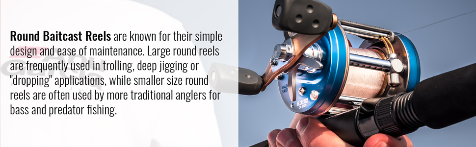 Details about  /Abu Garcia Ambs-5500 Ambassadeur S Round Right Handed Baitcasting Fishing Reel