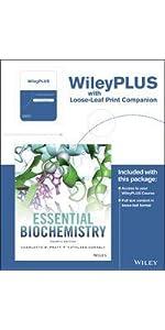 4th pkg2 loose biochemistry w epub leaf essential