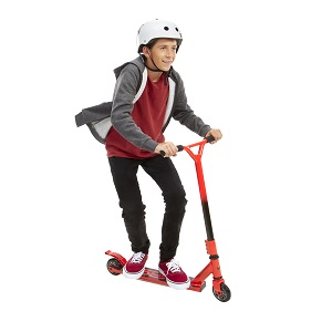 Details about  /VIRO Rides VR 230 Attitude Stunt Scooter Red Red