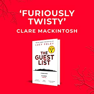 lucy foley, the hunting party, the guest list, murder mystery, agatha christie, best thrillers