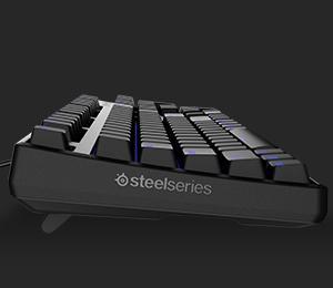 steelseries apex M400 teclado mecánico para juegos