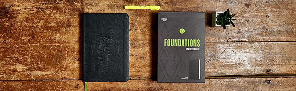 CSB Foundation New Testament, Robby Galaxy New Testament, NIV New Testament, NKJV New Testament