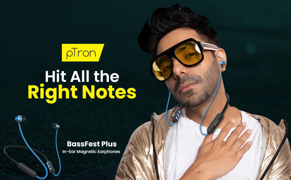 Bassfest Plus Wireless Headphones