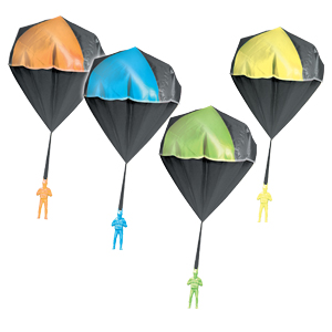 Aeromax Glow Parachutes