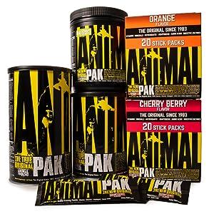 Animal Pak Vitamin Packs