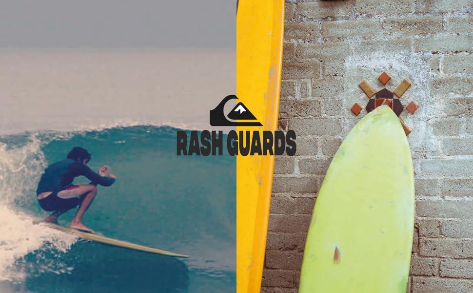 rash, lycras, surf, quiksilver
