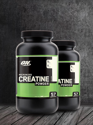 Creatine Powder, Post work out, muscle recovery