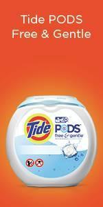 Tide Pods Ultra Oxi Liquid Detergent