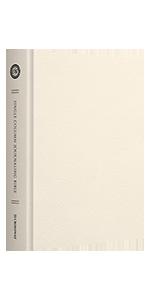 Single Column Journaling Bible, Hardcover, Customizable Cover