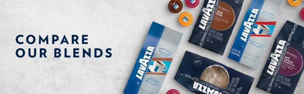 Lavazza Super Crema, Best Seller Coffee, Whole Beans Coffe, Lavazza Super Crema