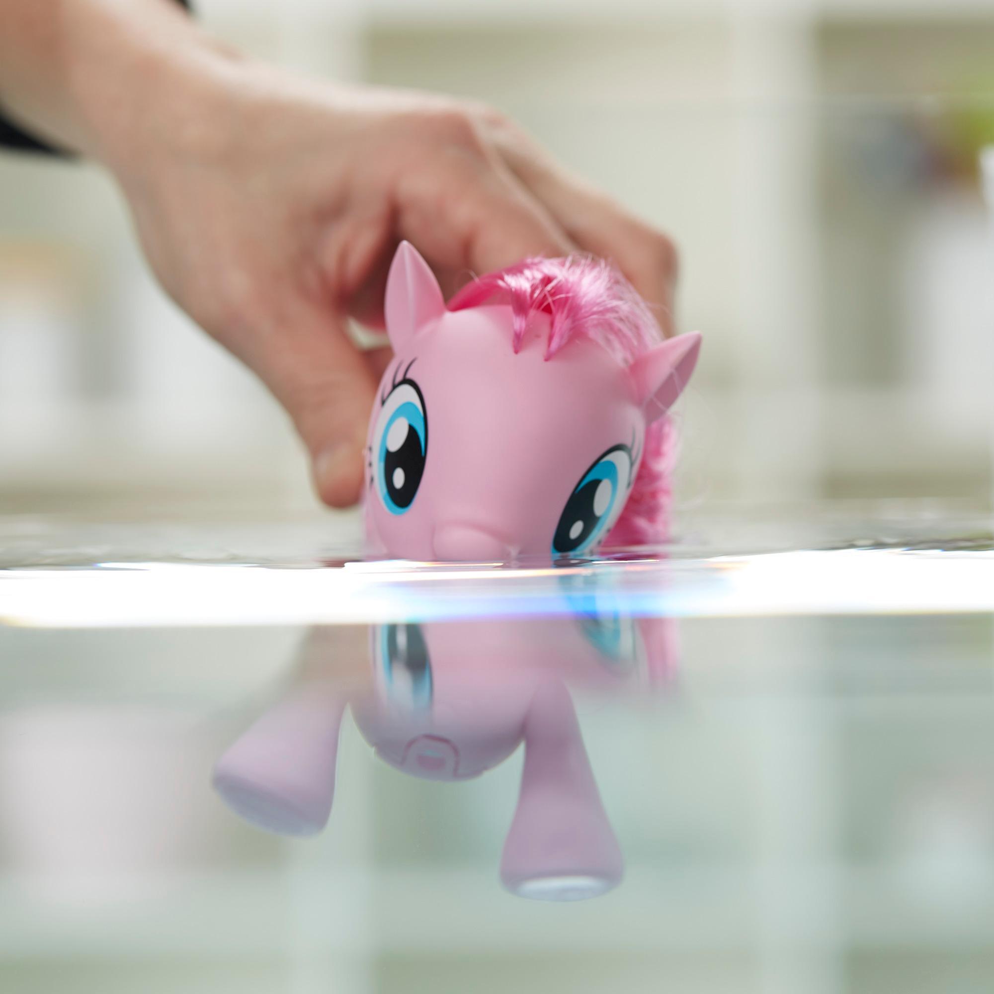 Amazon.com: My Little Pony: The Movie Pinkie Pie Natación ...