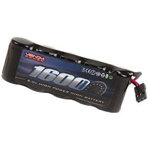 Venom RC, Battery