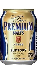 ザ・プレミアム・モルツ 250ml×24本 ミニ缶