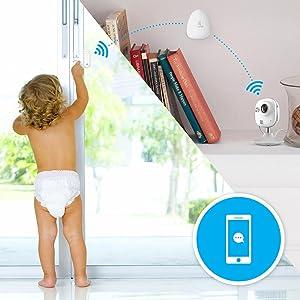 smart home,sensori di allarme,casa intelligente