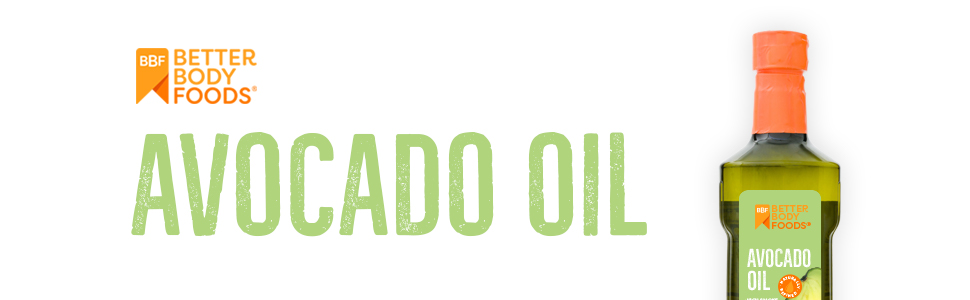BetterBody Foods Avocado Oil