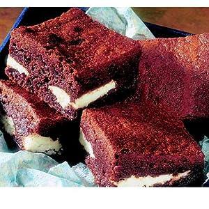 Hershey's Sensational Peppermint Patty Brownies