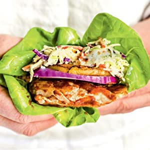 Hawaiian BBQ Chicken Wraps with Ranch Coleslaw