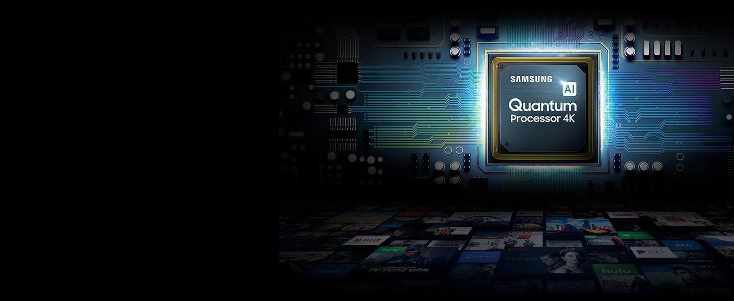 Samsung QLED 4K 2019 82Q70R - Smart TV de 82