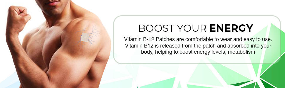 Vitamin B 12 Patches