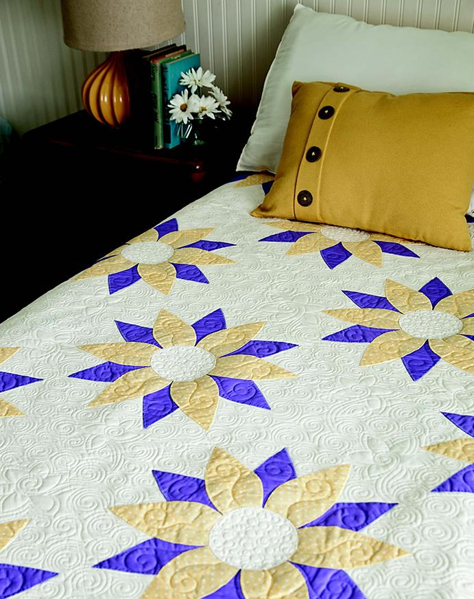 Beginner's Guide to Free-Motion Quilting: 50+ Visual Tutorials to ... : beginners guide to quilting - Adamdwight.com