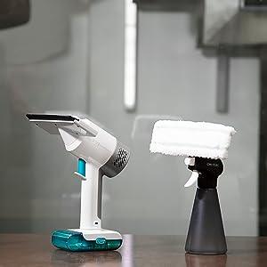 robot limpiacristales; conga limpiacristales; limpiacristales cecotec